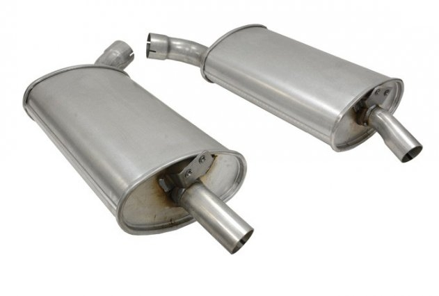 C3 Corvette Exhaust Systems