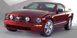 2005-09 Mustang Exhaust