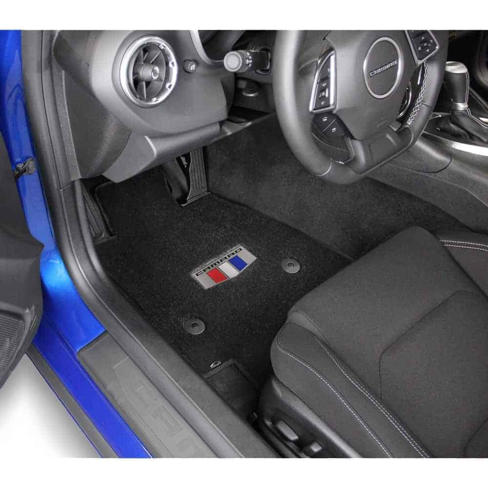 marvelous mats photo floor rubber mat chevrolet camaro of att x