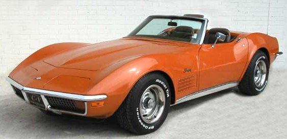 1968-1982 C3 Corvette Parts