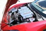 C7 Corvette Stainless Engine Accessories