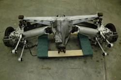 C4 Corvette Suspension