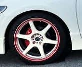 Saturn Caliper Covers by MGP