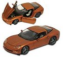 Corvette C6 Die Cast Replicas