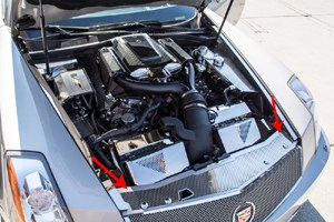 Cadillac XLR Underhood Dress-up
