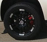 Chevy Truck Caliper Covers