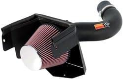 K&N High Performance Wrangler Intake (08-09)