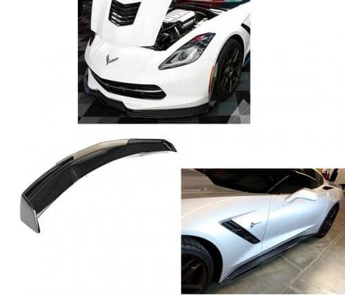 2014-2019 C7 Corvette Stingray APR Carbon Fiber Track Aero Package