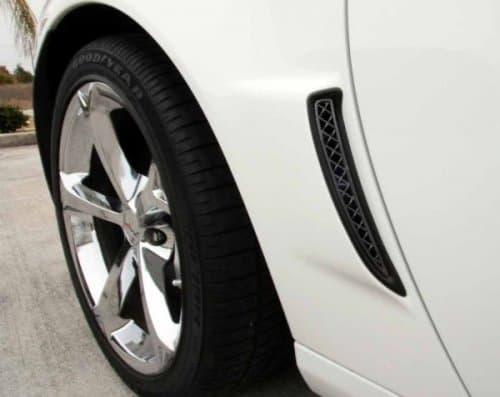 C6 Corvette Side Vent Inserts Southercarparts Com