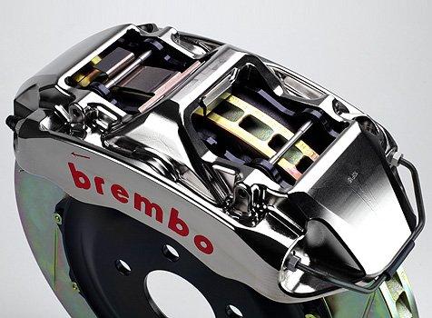 Challenger RT GT-R Brembo Front Brake Kit