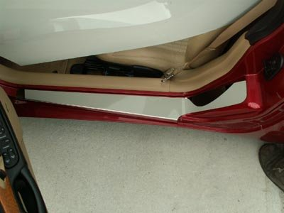 C5 Corvette Stainless Steel Door Sills