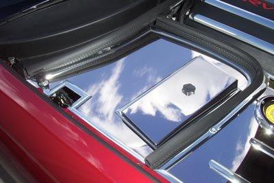 C5 Corvette Polished Battery & Fuse Box Cover