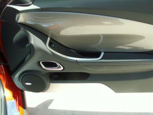 2010-2015 Camaro Stainless Steel Door Pull Trim