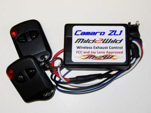 Camaro Mild to Wild Exhaust Controller Mild2Wild