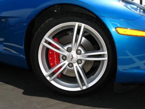 C5 Corvette Brake Caliper Covers Southerncarparts Com