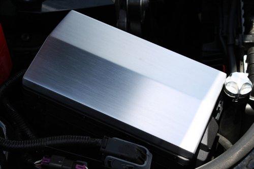 Tremendous 2010 2015 Camaro Billet Aluminum Fuse Box Cover Southerncarparts Com Wiring Cloud Rectuggs Outletorg