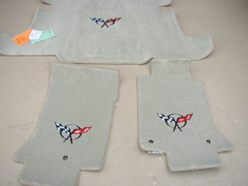 C5 Corvette Lloyds Cargo Mat and Floor Mat Bundle