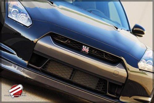 Nissan GT-R R35 Dry Carbon Fiber Induction Snorkel
