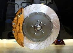 Nissan GT-R R35 Mine's Big Brake Kit