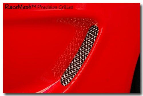 C5 Corvette Racemesh Front Fender Ducts