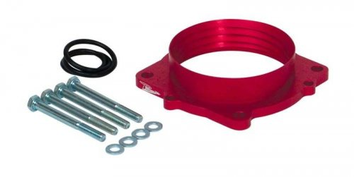 2008-2017 Dodge Challenger Airaid Throttle Body Spacer