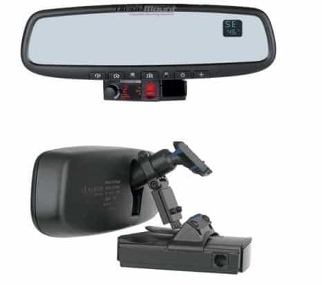 2010-2015 Camaro Radar Detector BlendMount
