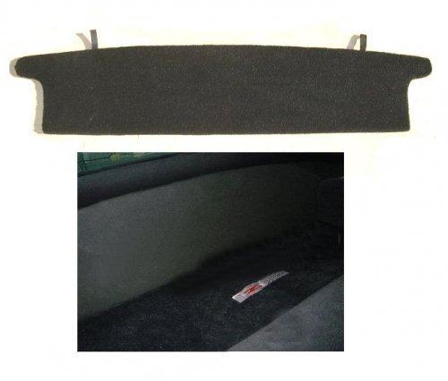 """C5 Z06 Partition and Front Cargo Mat """"Slice"""""""