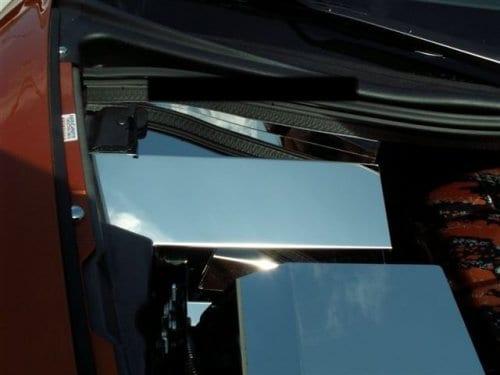 C6 Corvette Stainless Steel Battery Cover