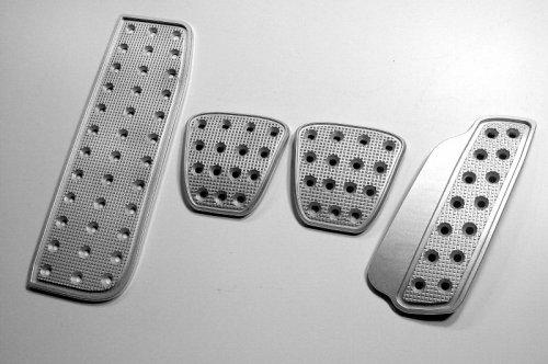 2010-2015 Camaro Billet Aluminum Machined Racing Pedals Set