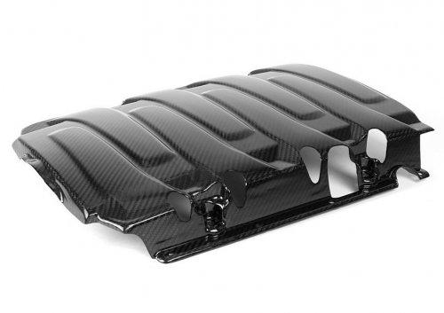 C7 Corvette Carbon Fiber APR Plenum Cover