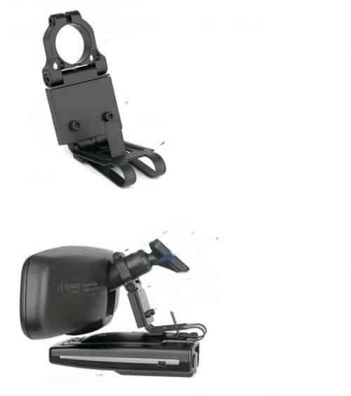 2009-2017 Dodge Challenger Radar Detector BlendMount