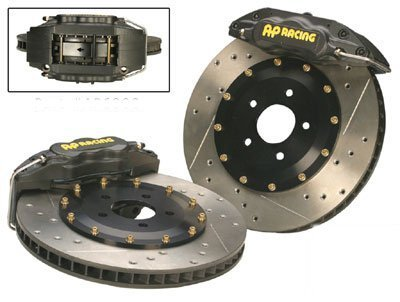 C5 Corvette Big Brake Front Kit AP Racing