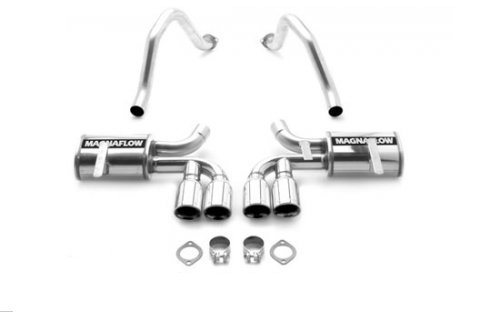 C5 Corvette Exhaust MagnaFlow Cat-Back