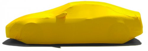 Corvette Coverking Satin Stretch Car Cover