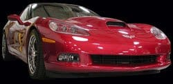 C6 Corvette Magnacharger Hood
