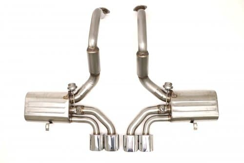 CORVETTE C5 B&B BILLY BOAT FUSION EXHAUST FCOR-0150