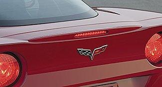 C6 Corvette  GM Sport Spoiler