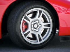 Corvette Wagon Wheel Makeover