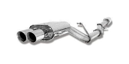 Billy Boat WRX Exhaust System (02-06)