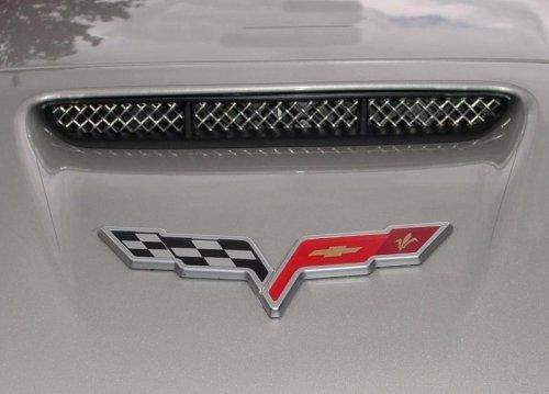 C6 Corvette Z06 RaceMesh Hood Scoop Grille