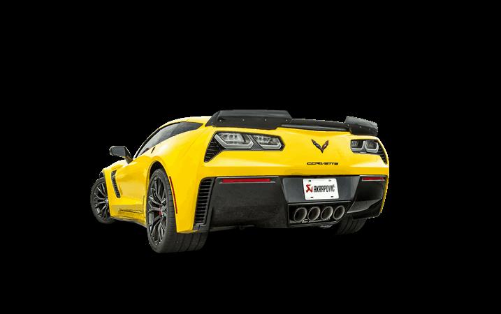 c7 corvette z06 akrapovic exhaust. Black Bedroom Furniture Sets. Home Design Ideas