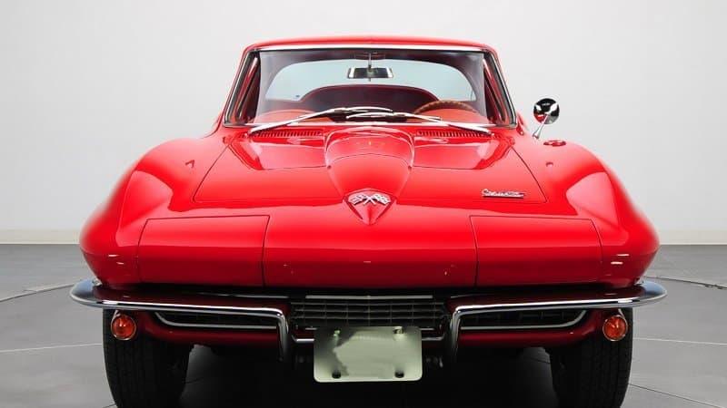 1963 1967 C2 Corvette 4pc Bumper Set Southerncarparts Com