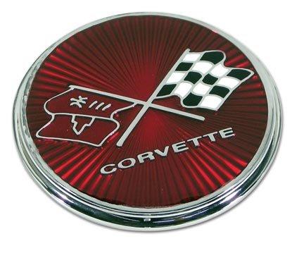 C3 Corvette 1982 Gas Door Emblems