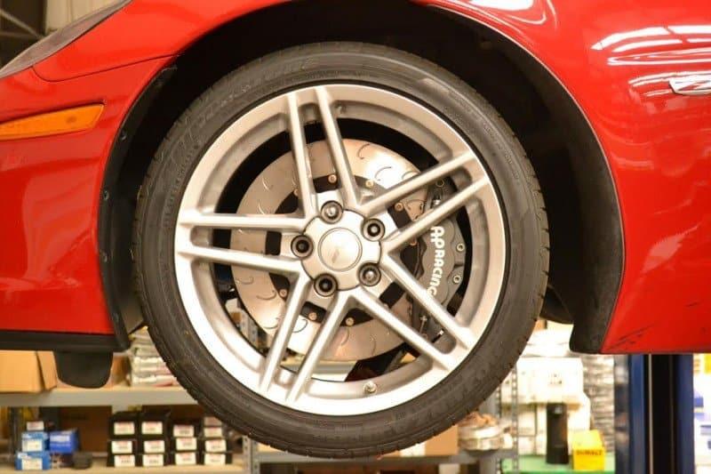 C6 Corvette AP Racing Six Piston Kit