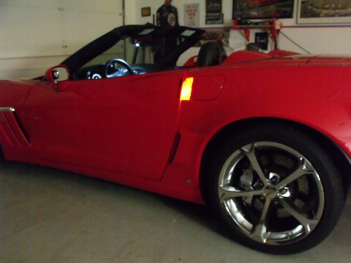 C5 Corvette Led Puddle Lights And Door Handle Southerncarparts Com