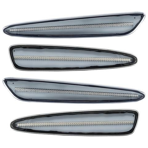 2005 2013 C6 Corvette Oracle Led Painted Replacement Side Marker Lights
