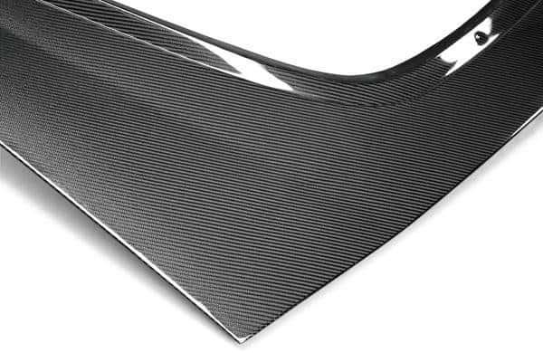 C Corvette Carbon Fiber Rear Deck Lid