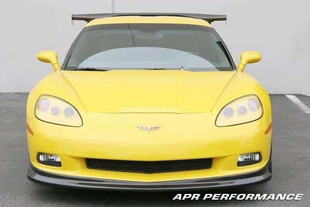 C6 Corvette APR Carbon Fiber Front Splitter