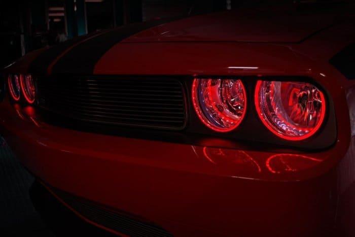 2015 2019 Dodge Challenger Headlight Surround
