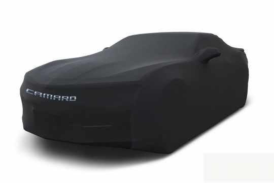 Presenting The 5th Gen Camaro Indoor Stretch Moda Car Cover W Logos